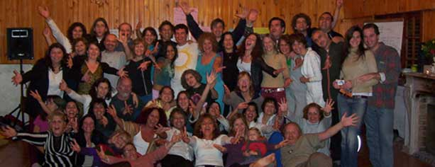 Gruppo di Biodanza